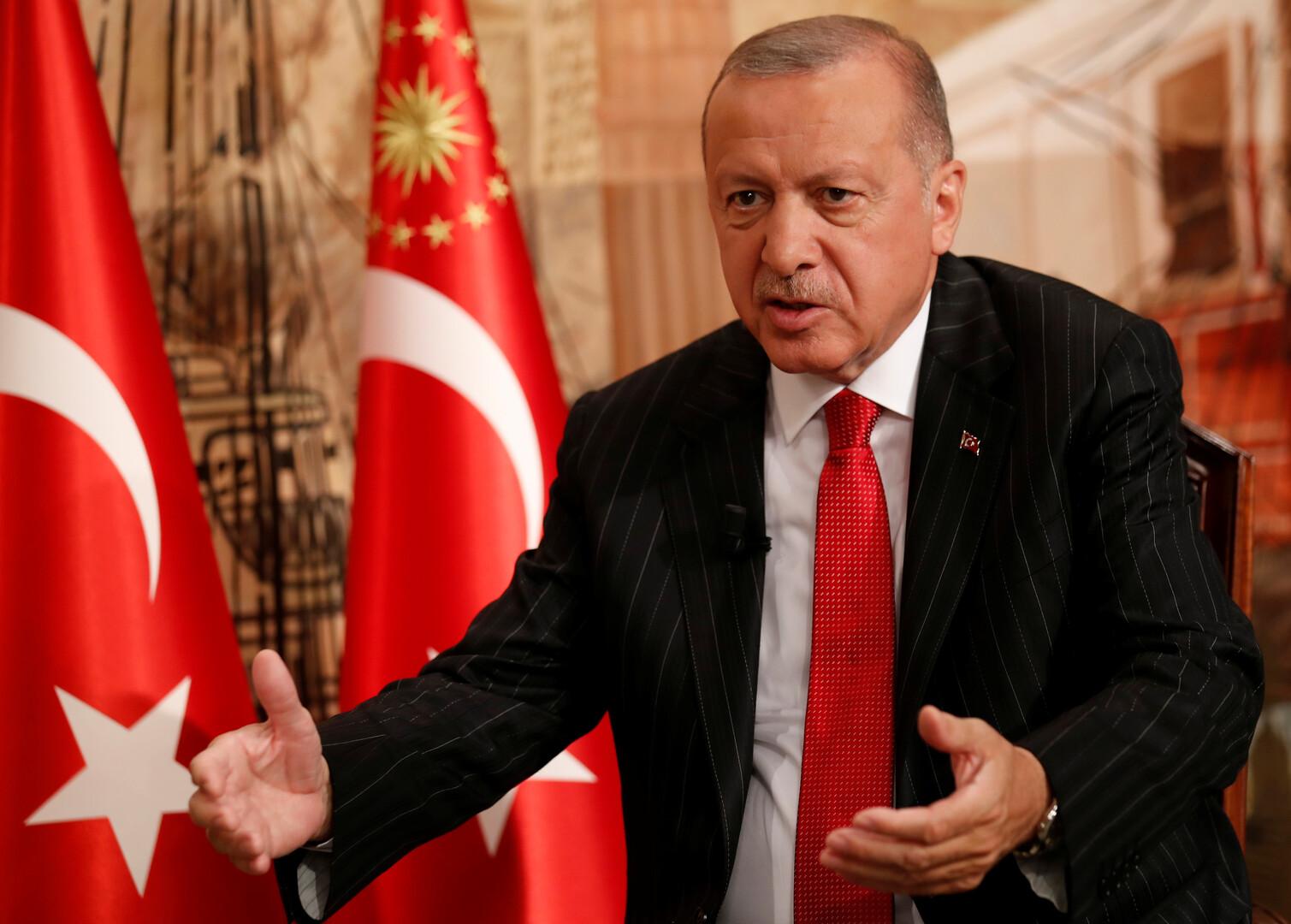 ترامب لأردوغان بعد أن فاجأه بخصوص