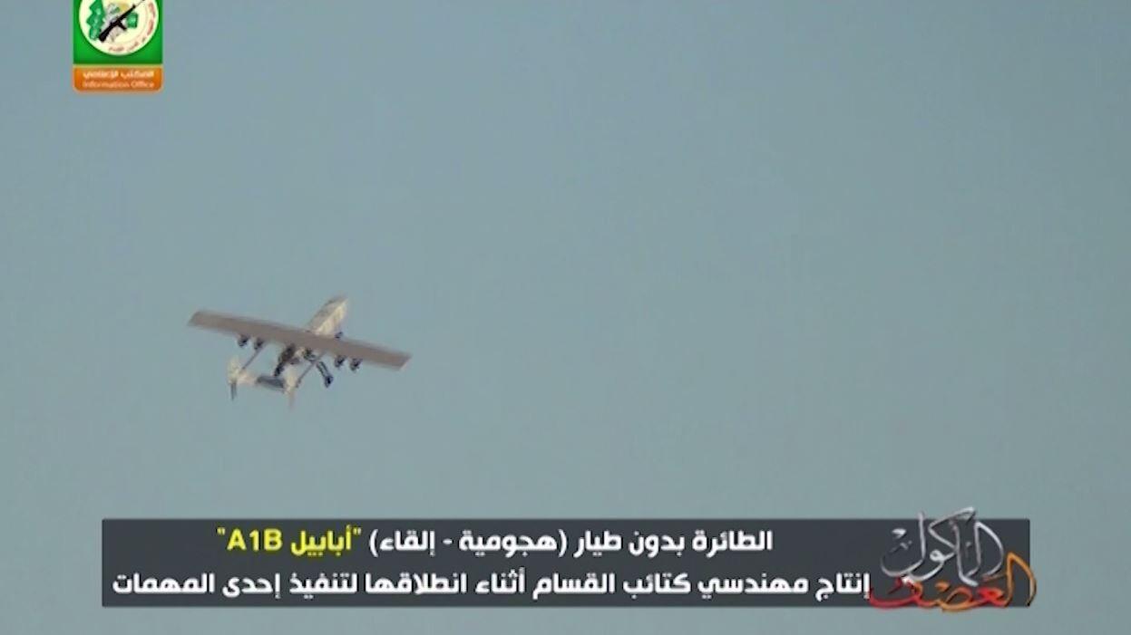 الفصائل في غزة تطوّر طائرات مسيرة هجومية