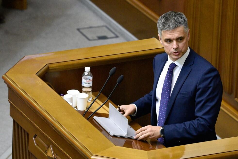 وزير خارجية أوكرانيا: انفراج في العلاقات بين موسكو وكييف