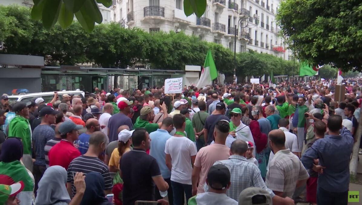تظاهرات في الجزائر للأسبوع الـ30