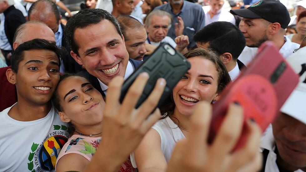 كولومبيا تعلق على مصير عضوين في عصابة المخدرات ظهرا في صورة مع غوايدو