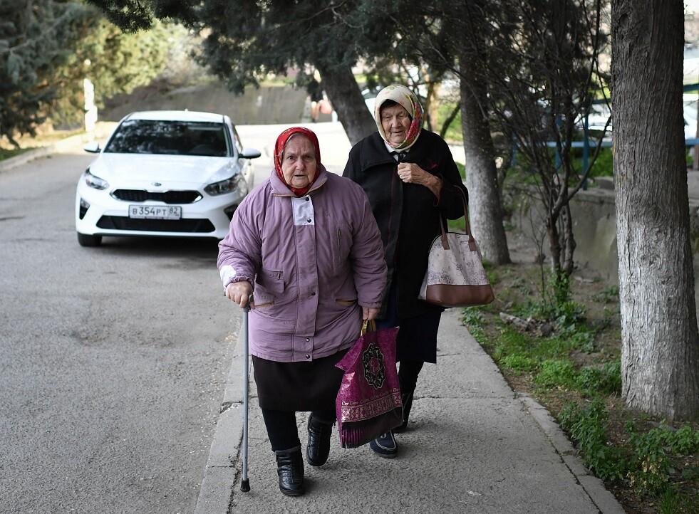 تزايد عدد الروس الذين تجاوزت أعمارهم 100 عام