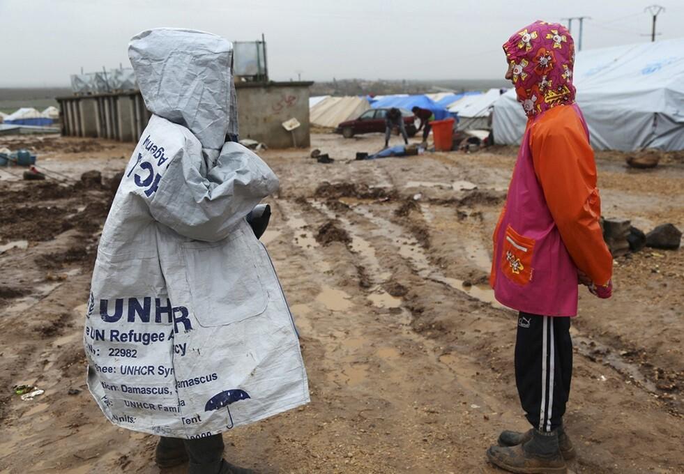 تضاعف عدد وفيات الأطفال في مخيم الهول