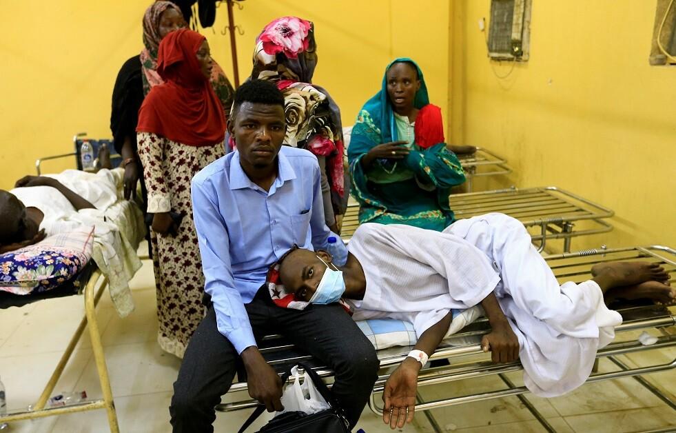 وفاة 5 مصابين بالكوليرا في السودان منذ 28 أغسطس