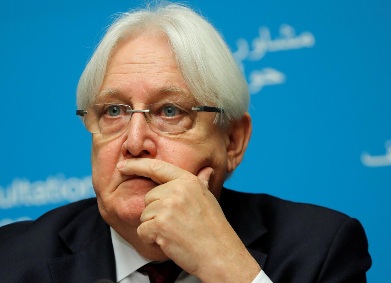 غريفيث يحذر من تصعيد عسكري عقب هجمات الحوثيين على منشأتي النفط في السعودية