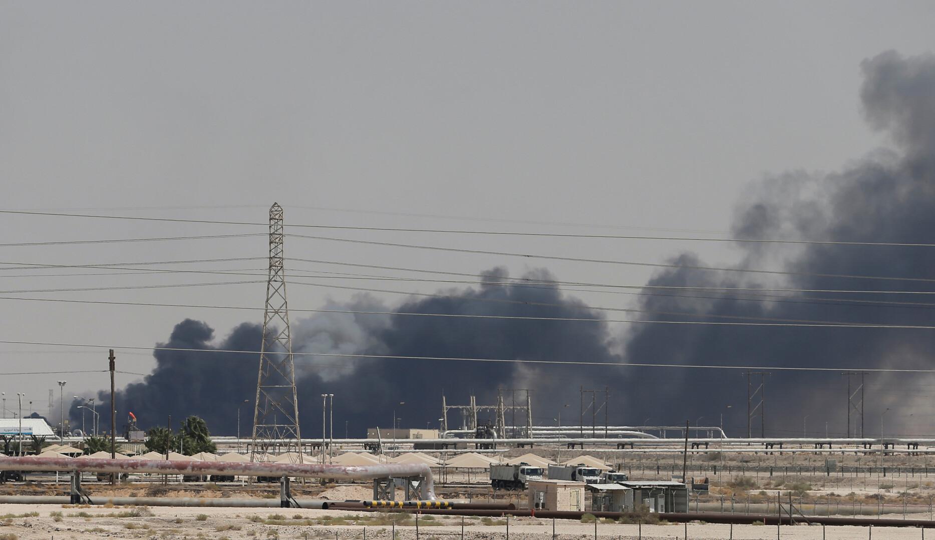 صحيفة: السعودية توقف أكثر من نصف إنتاجها للنفط بعد هجوم الحوثيين