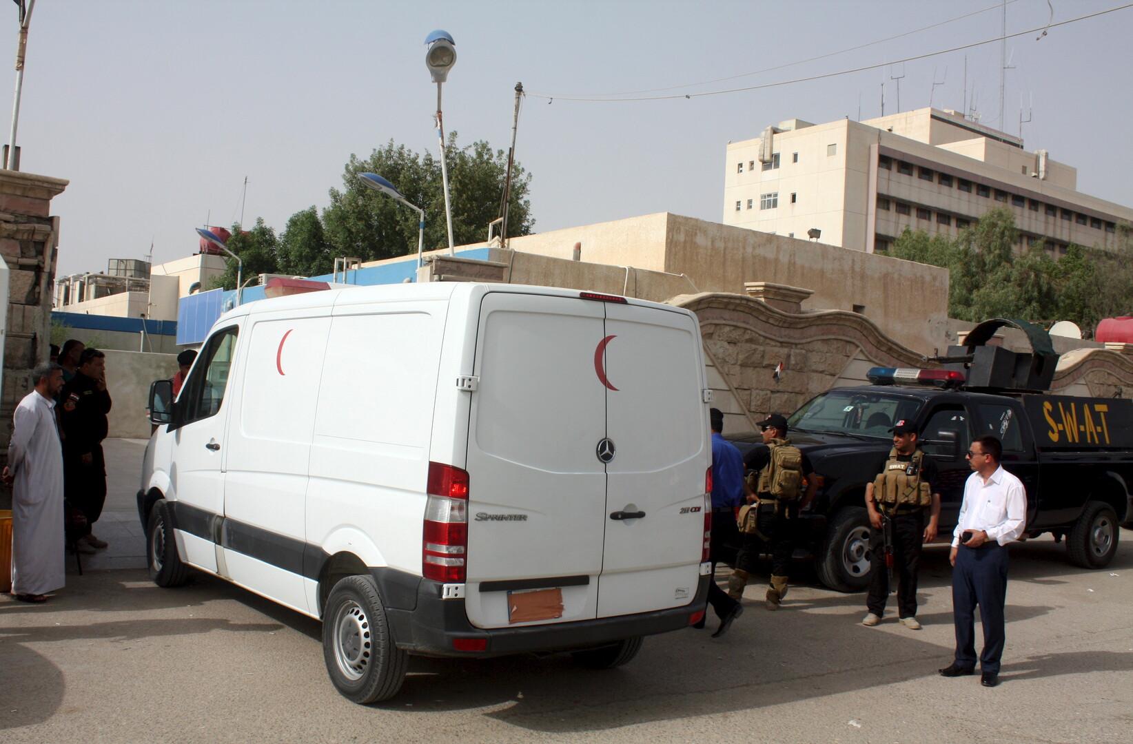 وزير الصحة العراقي يستقيل بسبب