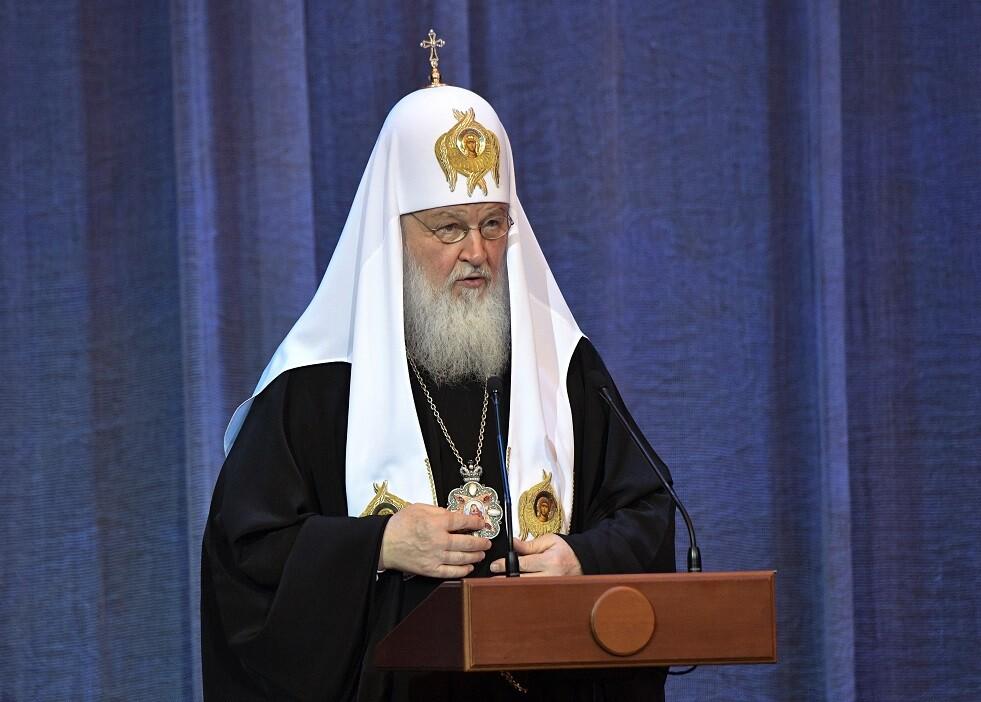 البطريرك كيريل:مأساة انفصال الكنيسة الروسية في الخارج انتهت