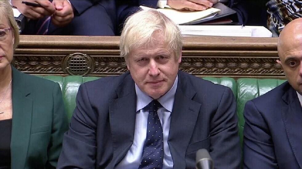 جونسون يشبّه بريطانيا وهي تغادر الاتحاد الأوروبي بـ