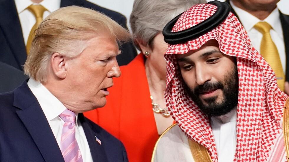 ترامب: نعرف من نفذ الهجمات على السعودية لكن الرد رهن بموقف الرياض