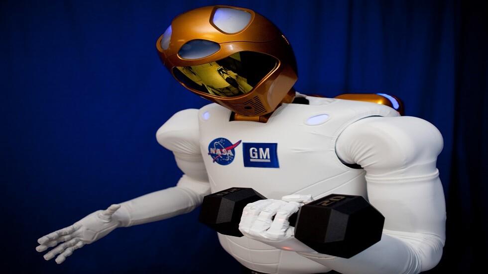 الروبوت الأمريكي Robonaut 2