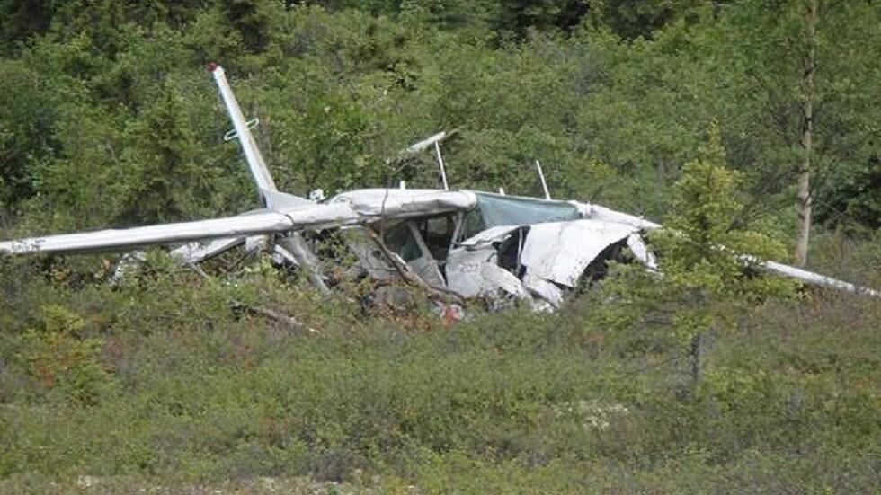 مقتل 7 أشخاص وجرح 3 بتحطم طائرة صغيرة في كولومبيا