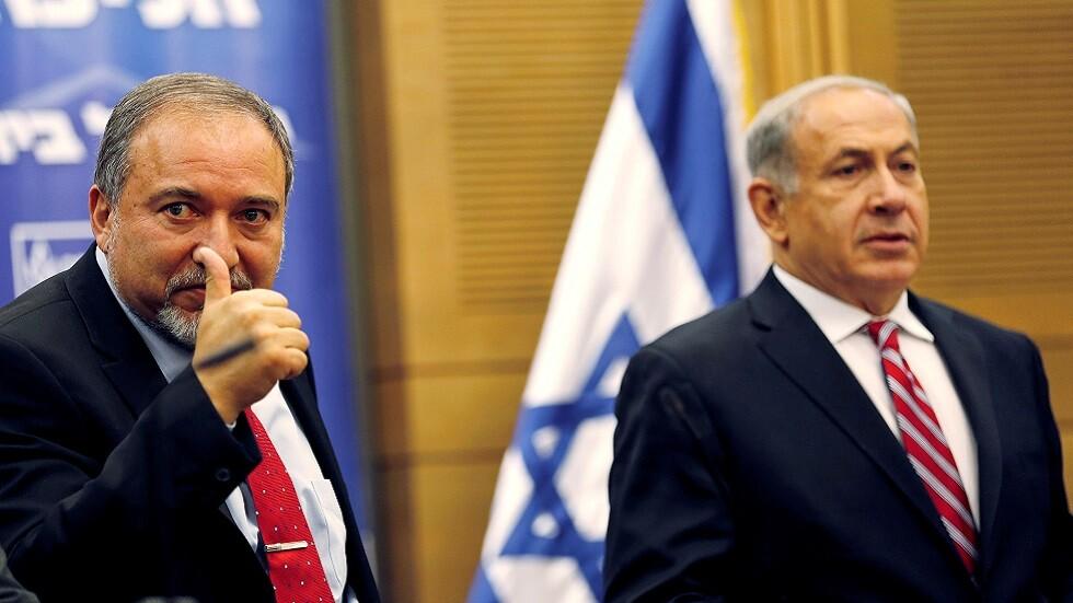 ليبرمان يتوقع طرد نتنياهو من الليكود في حال فشله في حشد أغلبية لتشكيل الحكومة