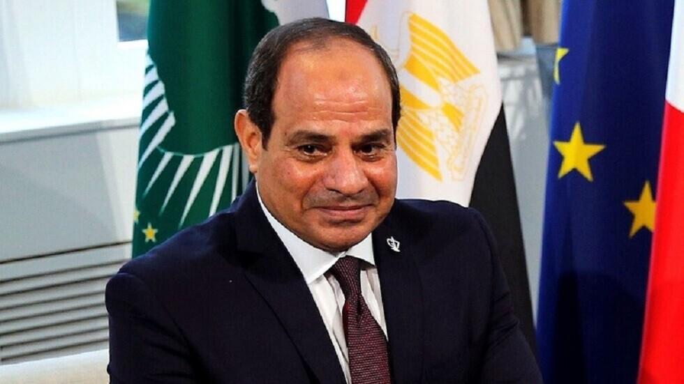 السيسي يوجه رسالة للمصريين عن المشروعات في مصر -