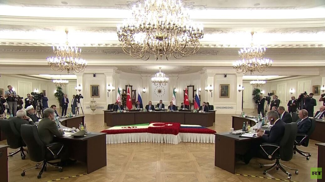 بوتين: من المرفوض تقسيم سوريا إلى مناطق نفوذ