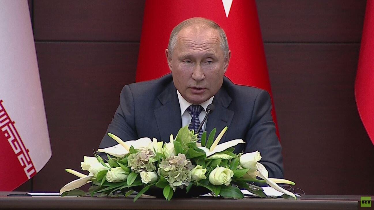 بوتين يستشهد بالقرآن في التعليق على الأزمة بين اليمن والسعودية