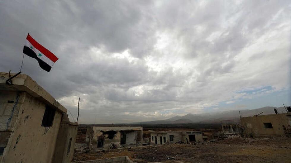 مقتل مدنيين اثنين بانفجار لغم من مخلفات  داعش  في ريف حماة السورية -