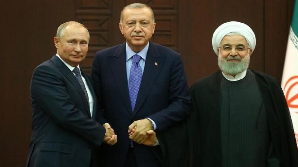البيان الختامي لقمة أنقرة يؤكد على وحدة وسيادة سوريا