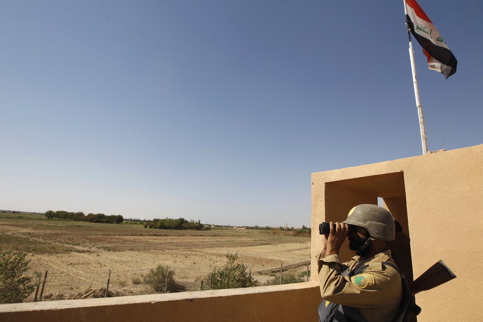 أنباء عن قصف إسرائيلي جديد يستهدف مواقع عسكرية قرب الحدود العراقية-السورية
