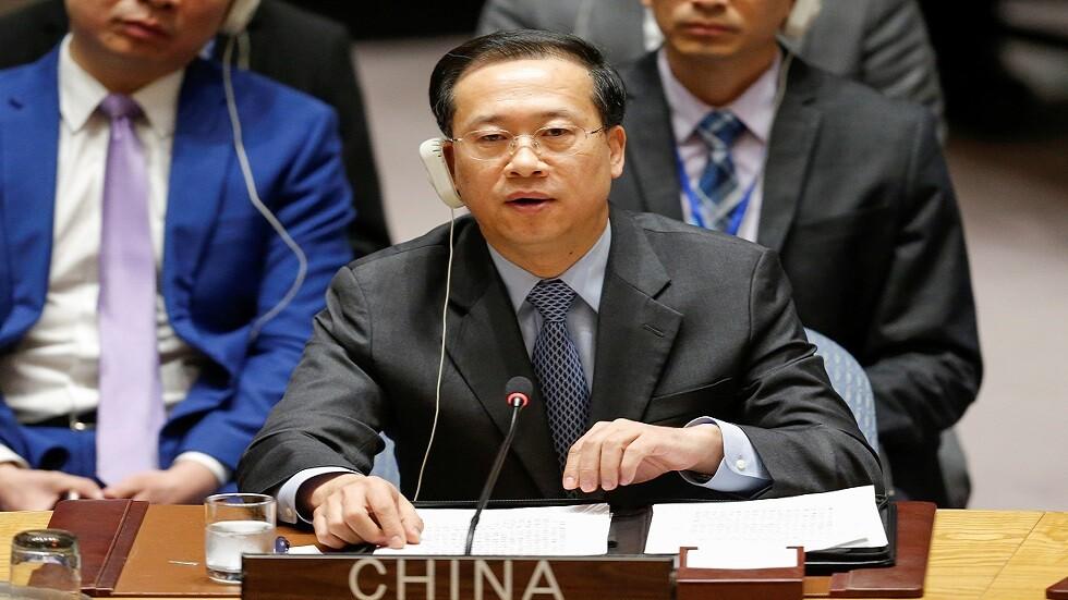 السفير الصيني السابق لدى الأمم المتحدة ما تشاوشو