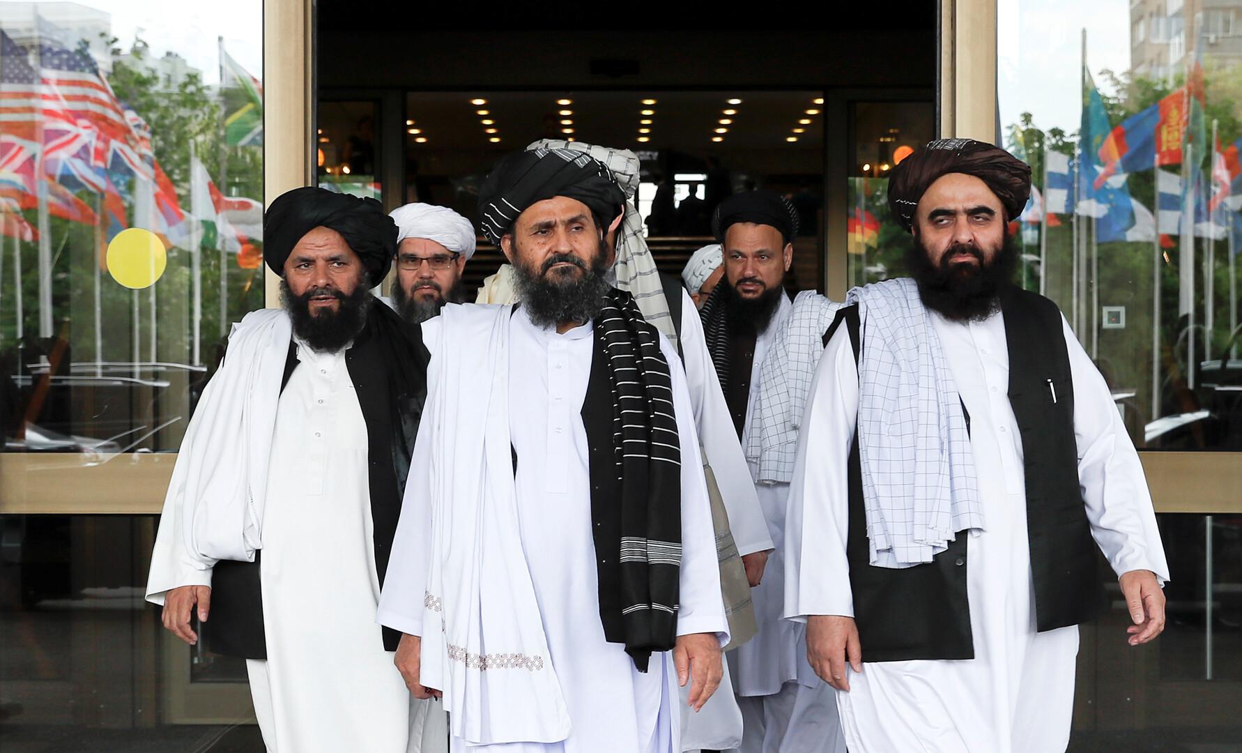 كيف تقيم روسيا تطورات الحدث الأفغاني؟