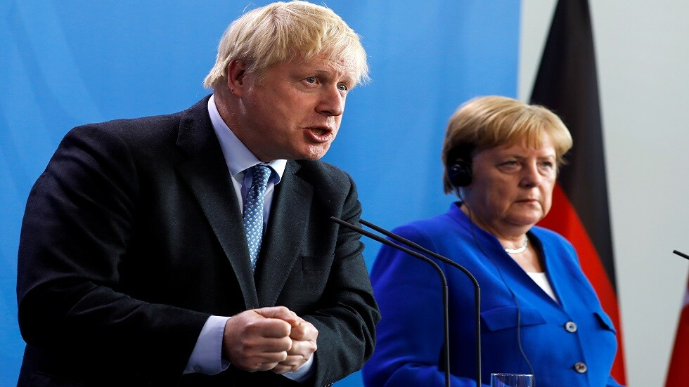 لندن وبرلين تتفقان على ضرورة رد عالمي على هجمات السعودية