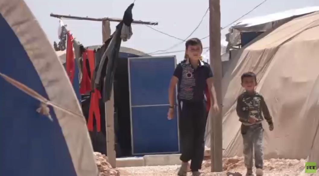خطة أردوغان لإعادة اللاجئين السوريين