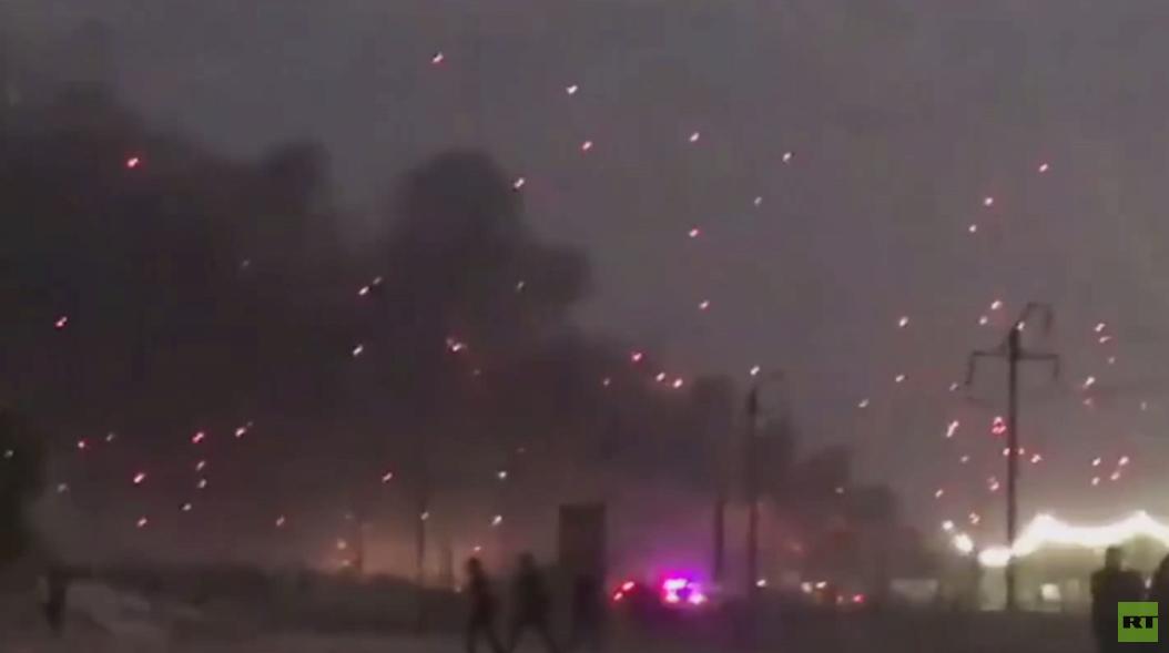 مقتل 10 عناصر موالين لإيران في البوكمال
