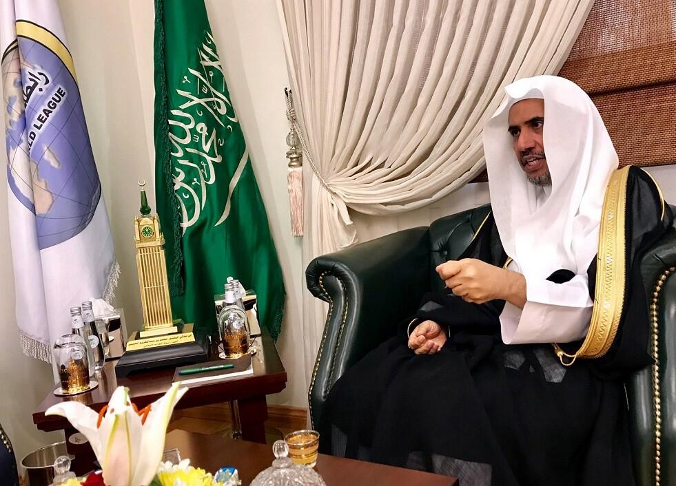 الأمين العام لرابطة العالم الإسلامي محمد العيسى