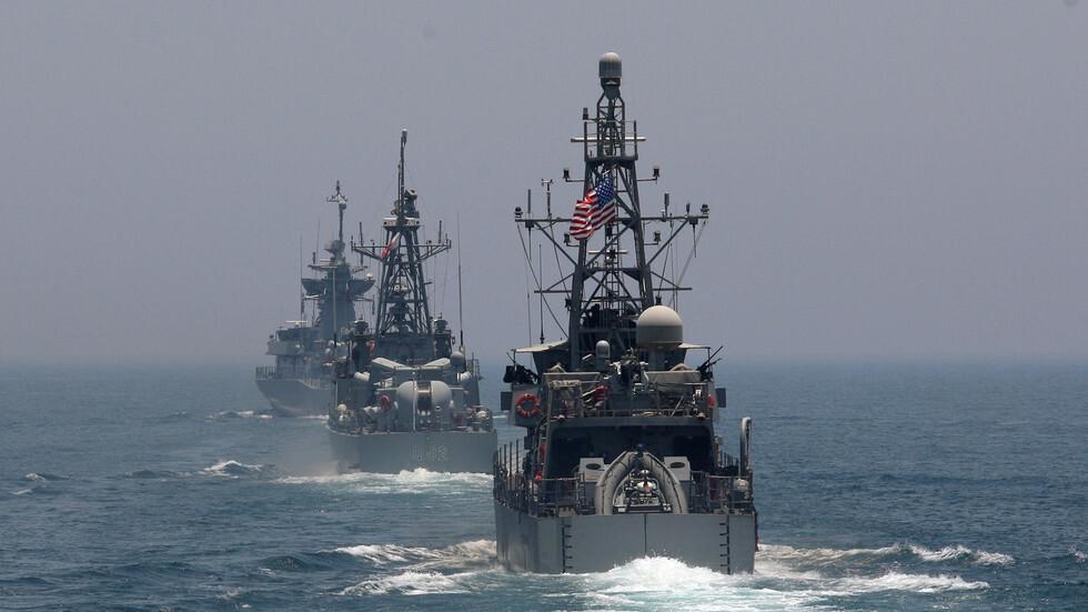 السعودية تنضم للحماية البحرية تحت راية واشنطن
