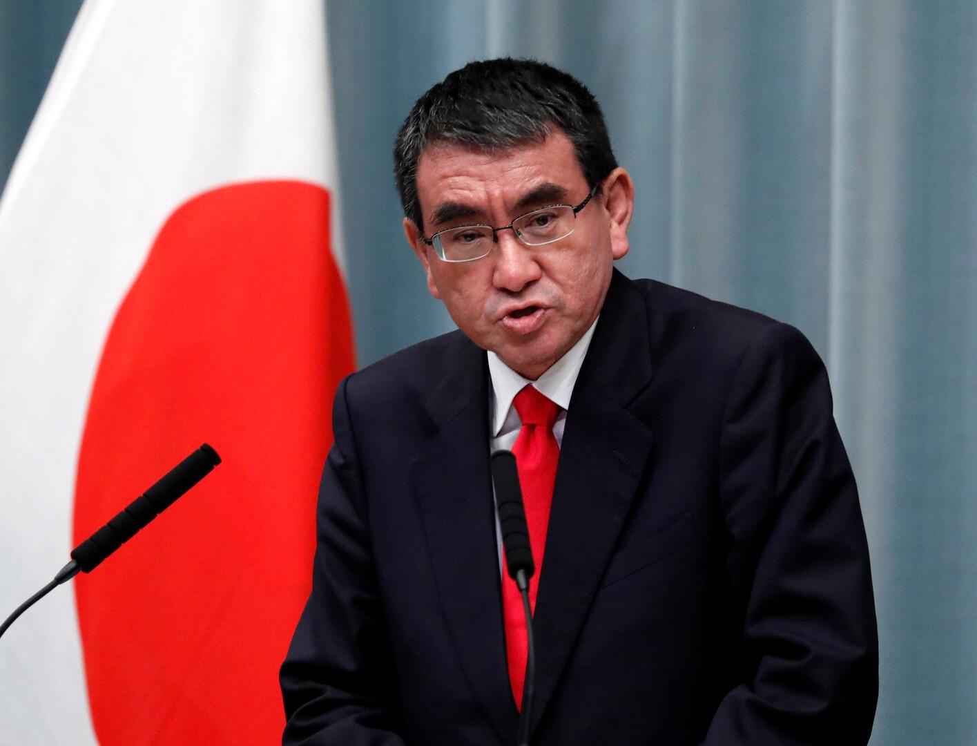 وزير الدفاع الياباني: لسنا على علم بأي تورط إيراني في هجوم