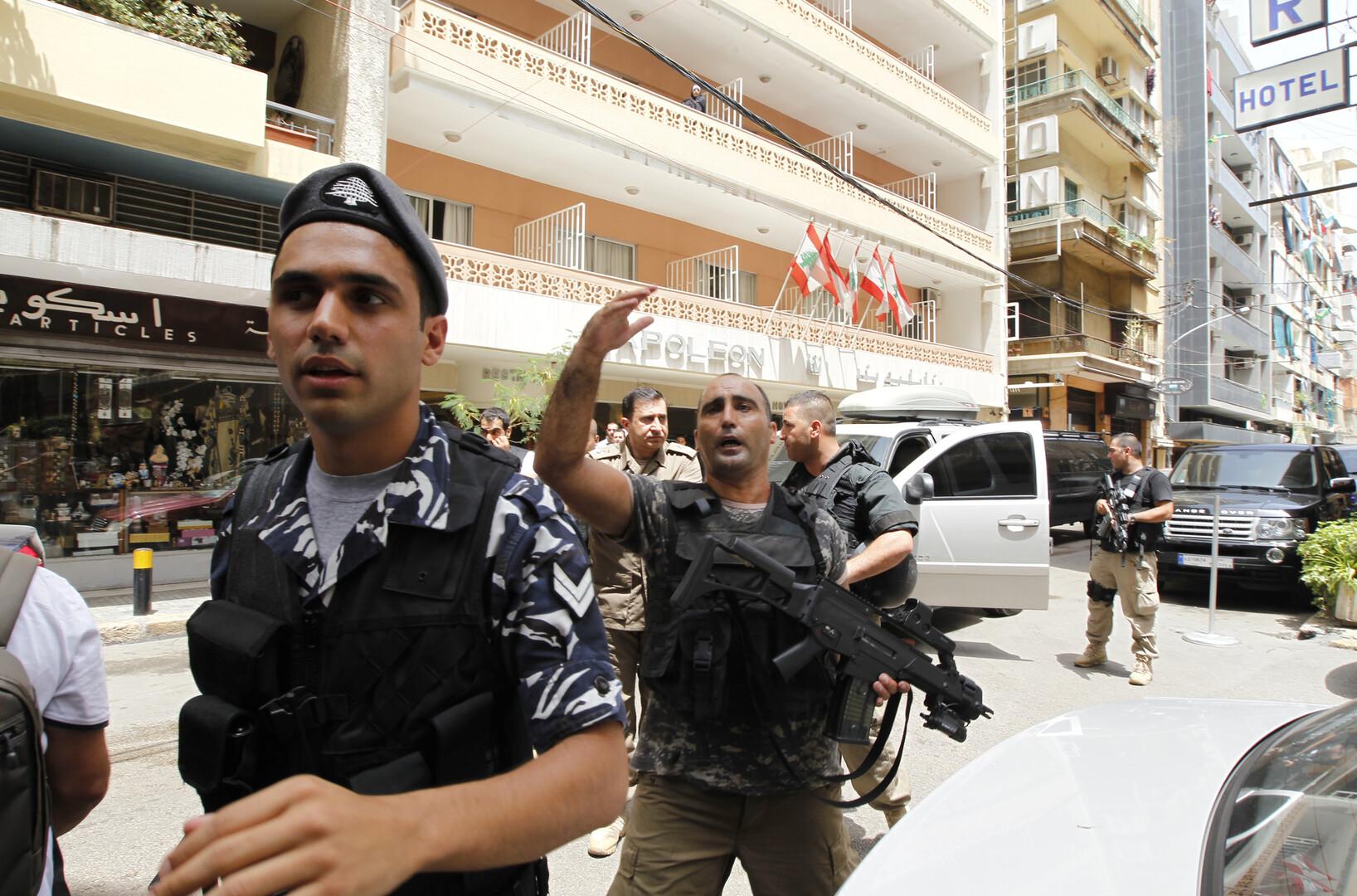 الأمن اللبناني يحبط هجوما