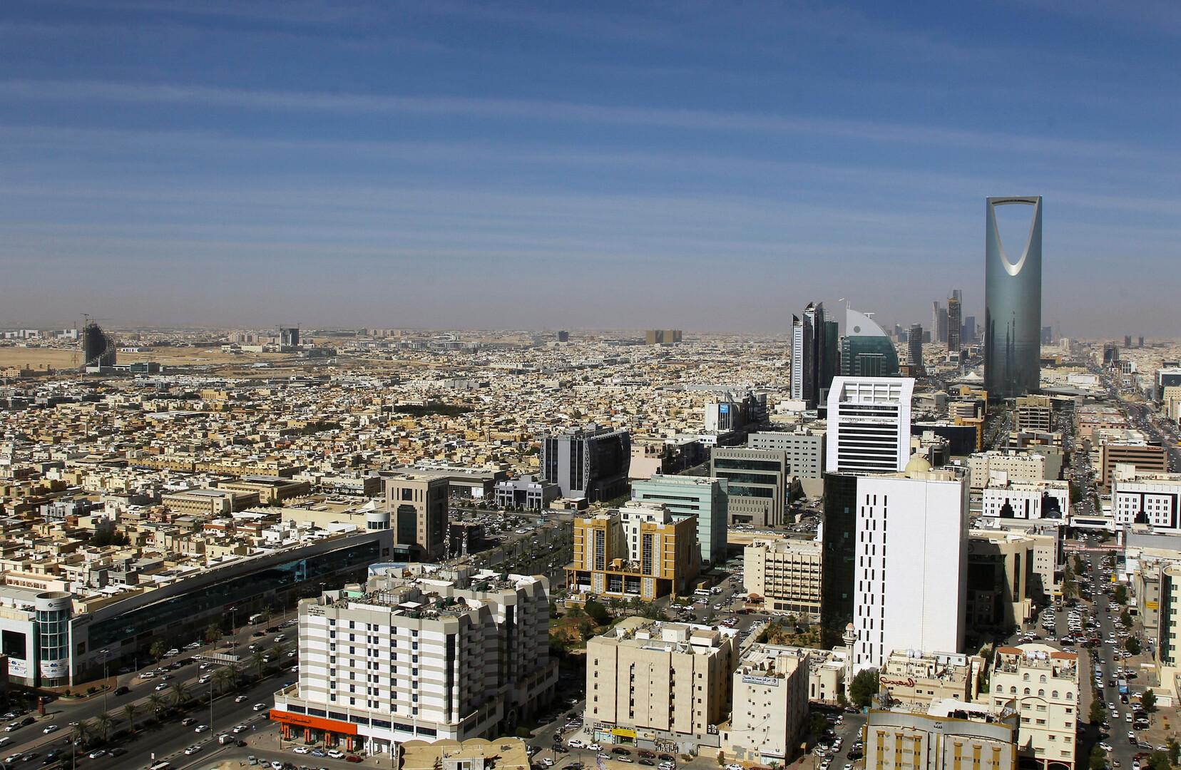 تجربة صافرات الإنذار في الرياض -