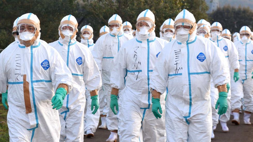 نتيجة بحث الصور عن تقرير مرعب: مرض قد يقتل 80 مليون شخص حول العالم في 36 ساعة