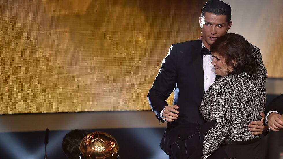 رونالدو يتخذ قرارا صارما تجاه والدته