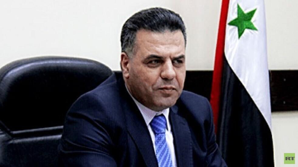 مصدر: ما يشاع عن مغادرة الوزير الوز سوريا غير صحيح