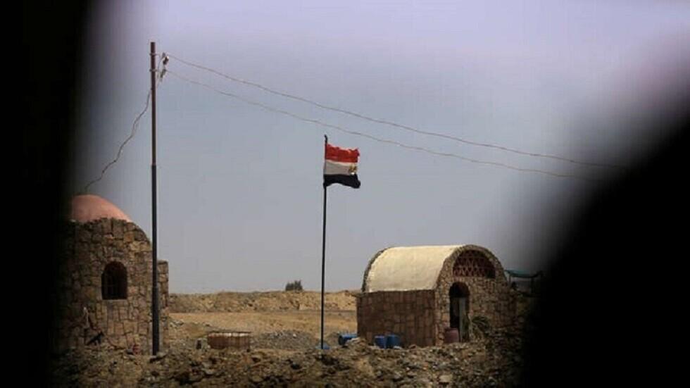 مصدر أمني لـRT: الأمن المصري يقتل 9 عناصر إرهابية بينهم قيادي تورط في قتل ضابط بالجيش