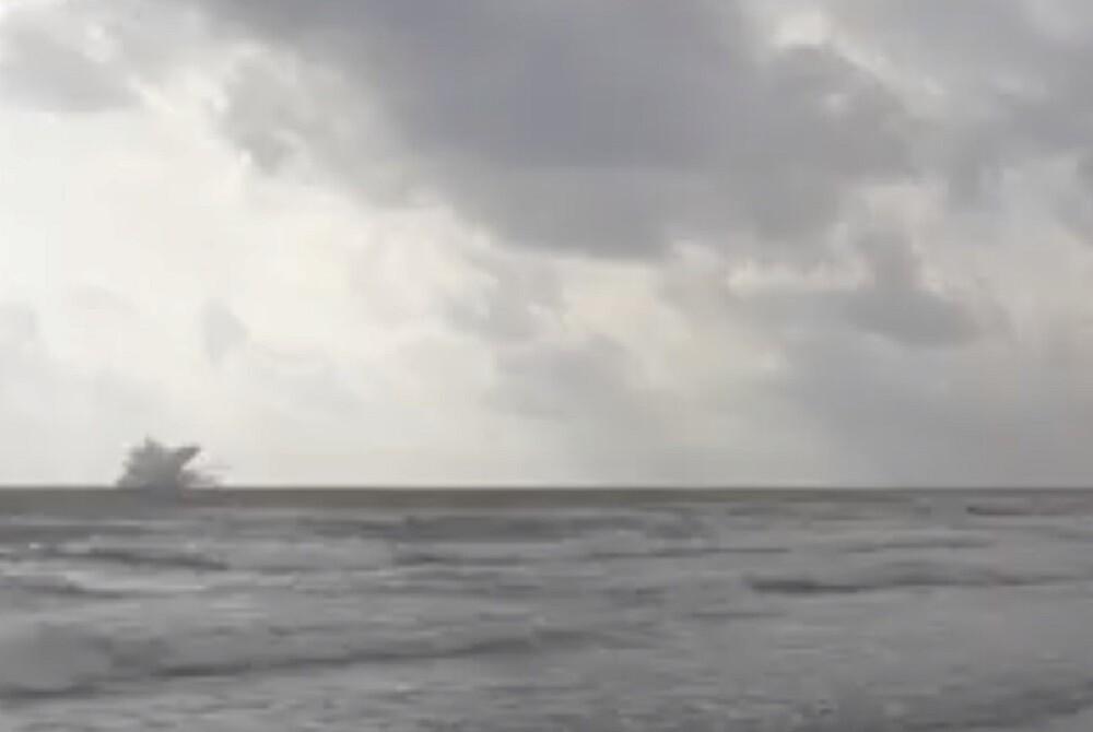 قتيلان جراء تحطم طائرة تدريبية لسلاح الجو الإسباني في البحر