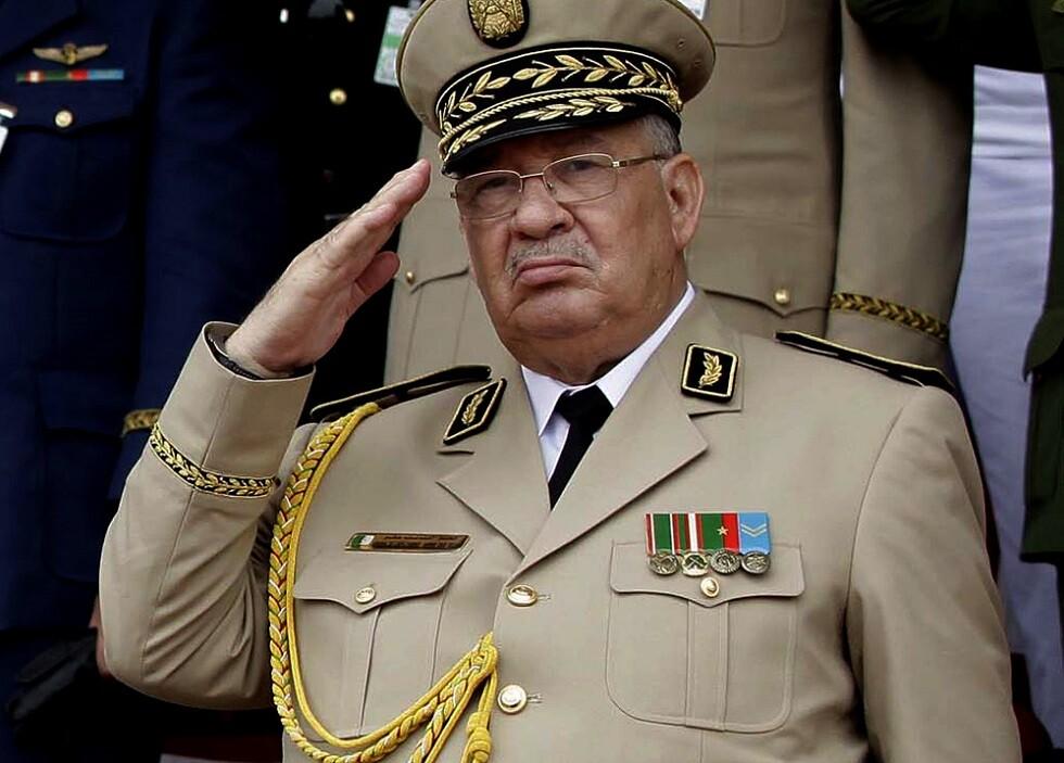 قائد أركان الجيش الجزائري يأمر بمنع متظاهري المدن الأخرى من دخول العاصمة