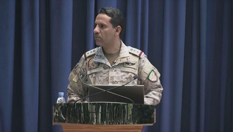 الدفاع السعودية تتهم إيران في الهجوم على