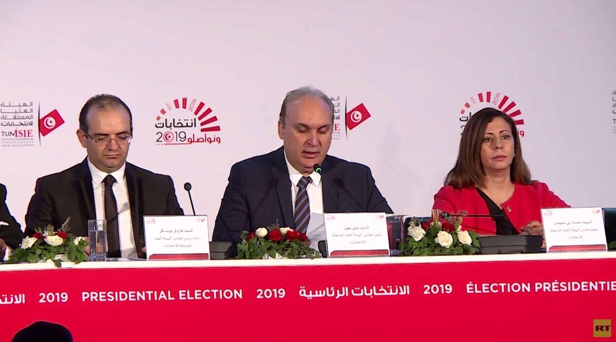 سعيّد والقروي للدورة الـ2 من انتخابات تونس