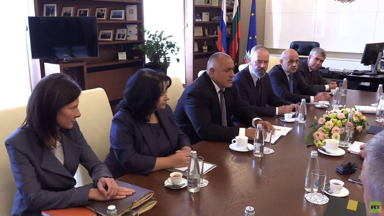 جلسة دورية للجنة التعاون الروسية البلغارية