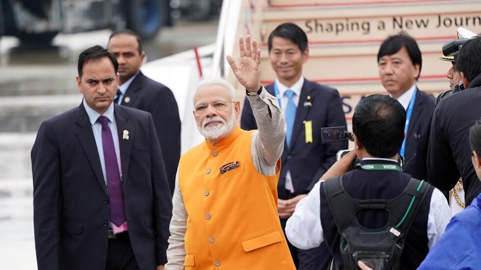 باكستان تغلق أجواءها في وجه رئيس الوزراء الهندي