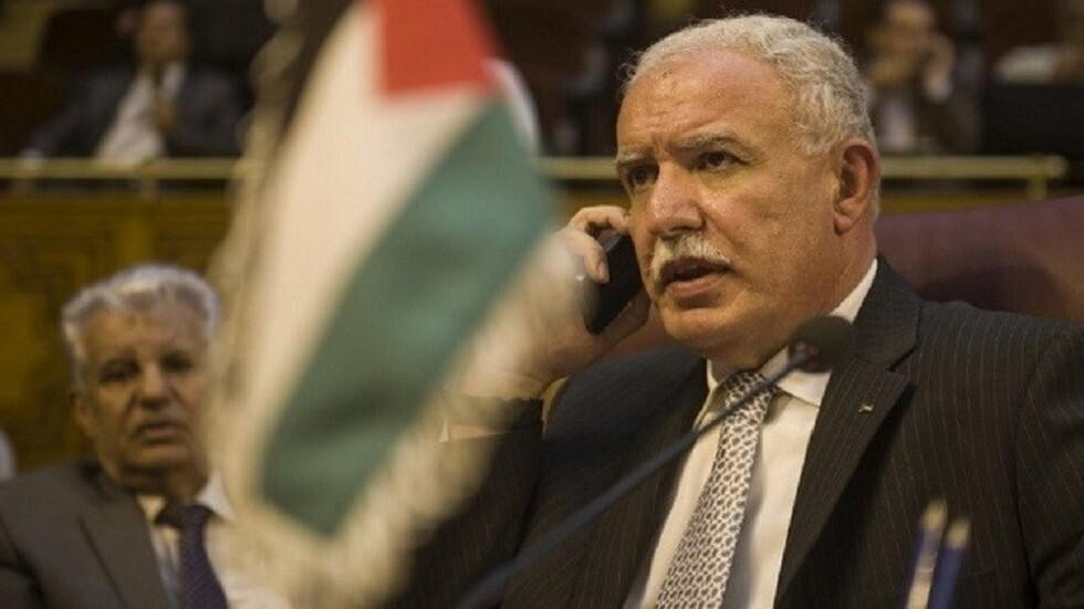 رياض المالكي: مستعدون للتفاوض مع أي رئيس وزراء إسرائيلي جديد