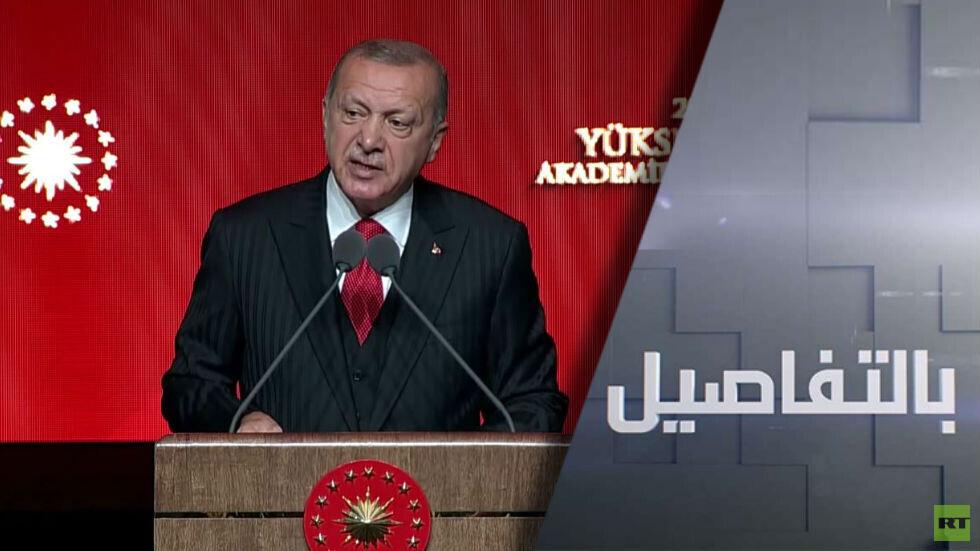سوريا.. أردوغان يهدد ويعطي مهلة أسبوعين -