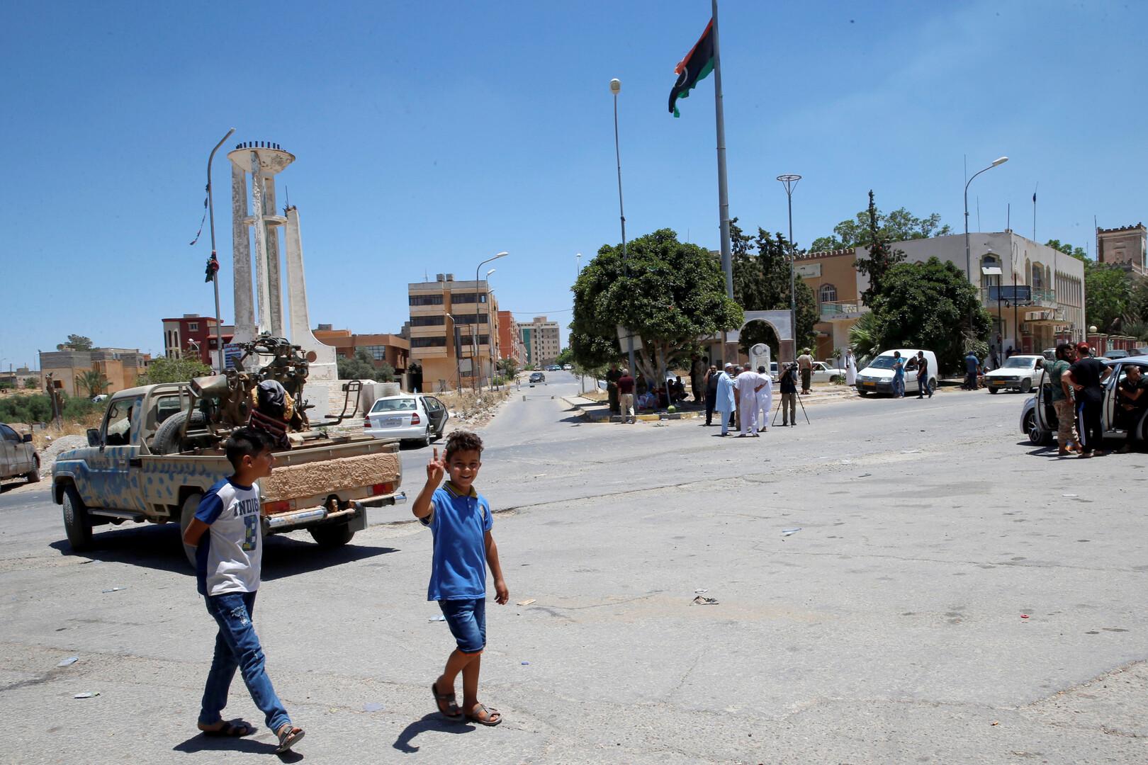 تركيا تؤيد وقف إطلاق النار في ليبيا