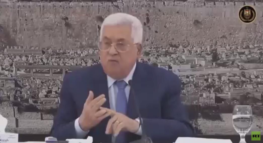 عباس: نرفض أي حكومة يقودها نتنياهو