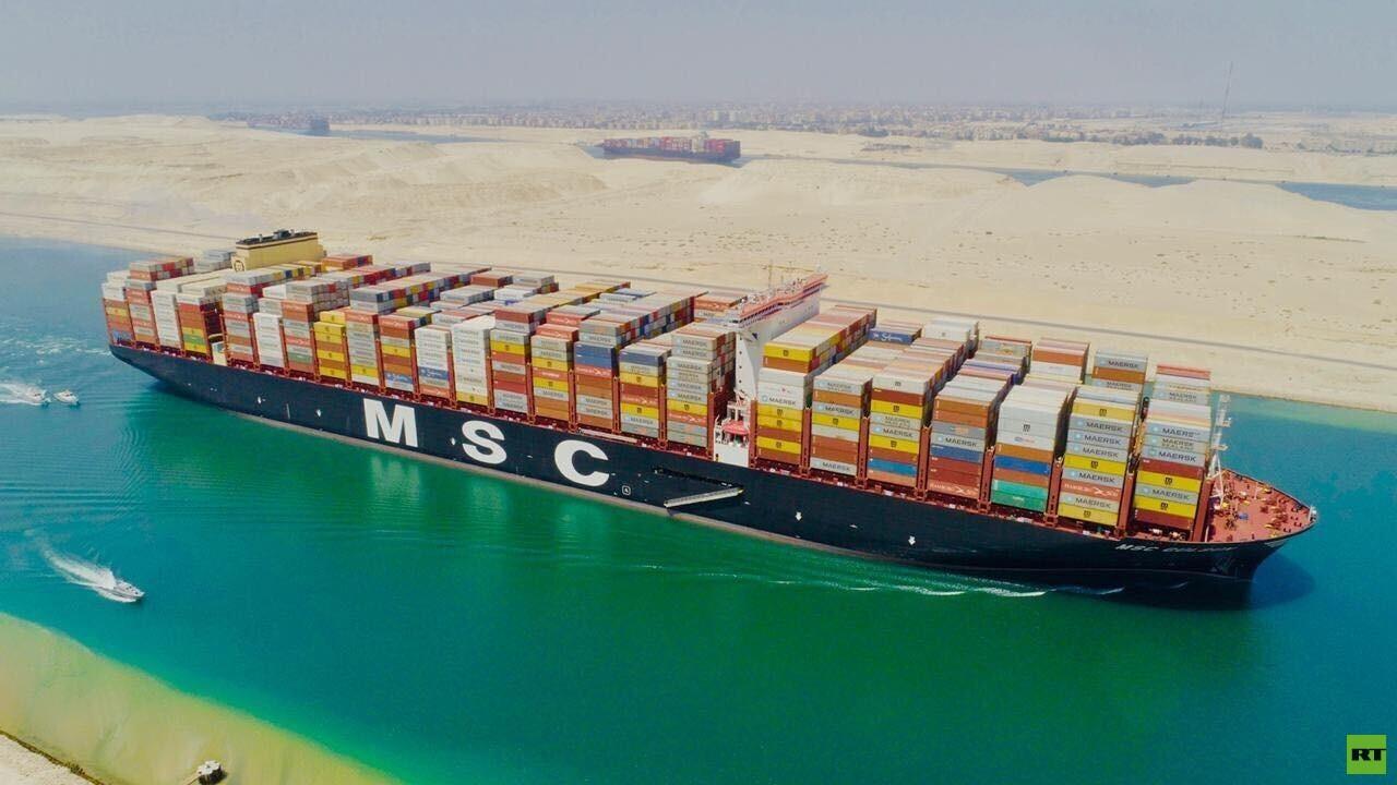 ارتفاع صادرات مصر إلى الولايات المتحدة