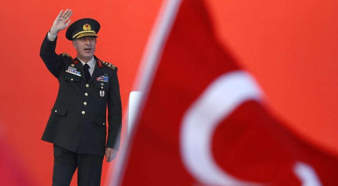 تركيا: سننشئ قواعد عسكرية دائمة في المنطقة الآمنة بشمال سوريا -