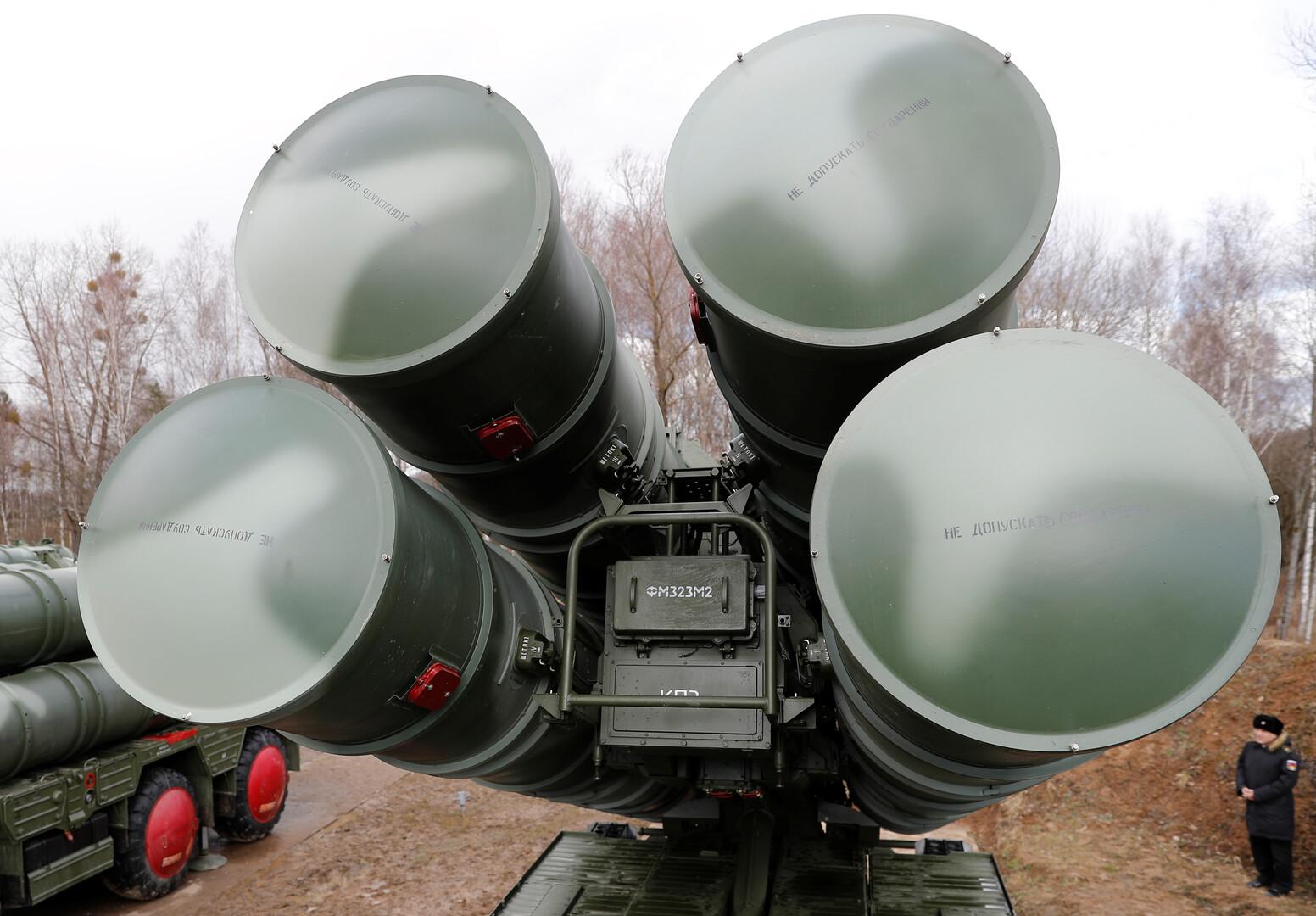 إس-400 يمكن أن تظهر جوار إسرائيل